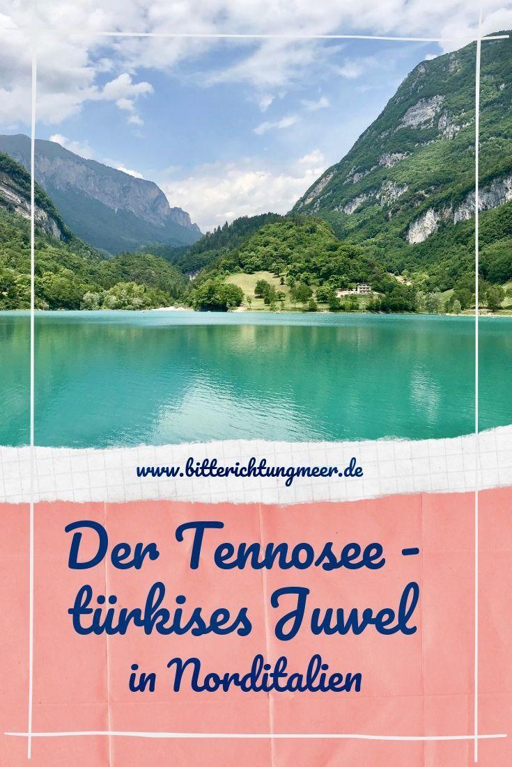 Der Tennosee Ist Ein Wunderbar Turkis Gruner See Nordlich Des