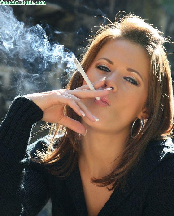 Pin on Smoking ladies.