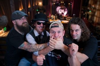 Cowboy Mouth - Hard Rock Hotel & Casino Sioux City - June 13, 2015 #Rock #SiouxCity #Anthem