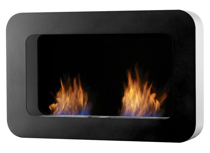 Curva DL Zwart Safretti Fireplace Collection - #Fireplace #InteriorDesign #Fire #Safretti
