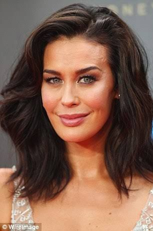 Image result for megan gale short hair