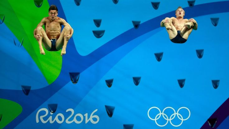 At Rio, Chris Mears and Jack Laugher became Team GB's first ever diving champions after winning the men's synchronised 3m springboard.