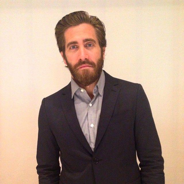 jake gyllenhaal scruff - photo #14