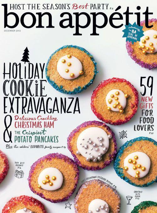 17 Best images about Bon Appetit Magzine Covers on ...