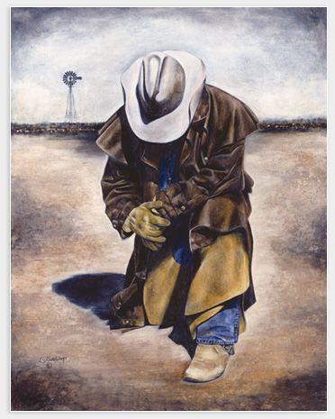 praying cowboy - Buscar con Google
