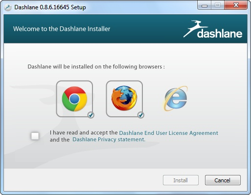 Dashlane – A Slick New Password Manager, Form Filler & Online Shopping Assistant