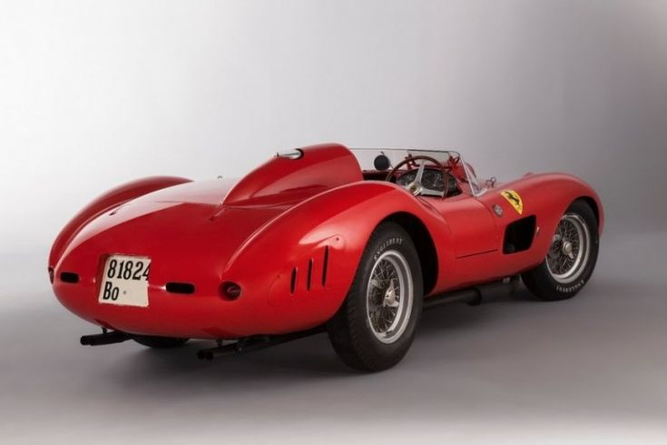 At $35.7M, This 1957 Ferrari 335 S Came Close to Breaking the World Record for a Car Auction