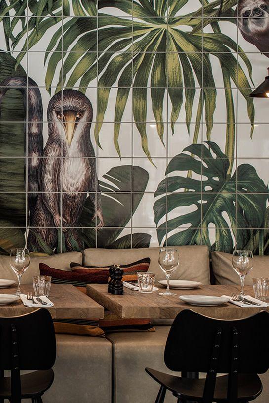 Restaurant and bar Casa Cook Rhodes Greece