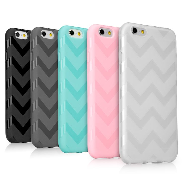 Cute and colorful soft phone #Case with fun #Chevron Pattern!! ☀ ChevChic, available for #iPhone 5, iPhone 6, iPhone 6 Plus, #Samsung Galaxy 5, Samsung Galaxy Note 4 and many more! Find it at www.boxwave.com: