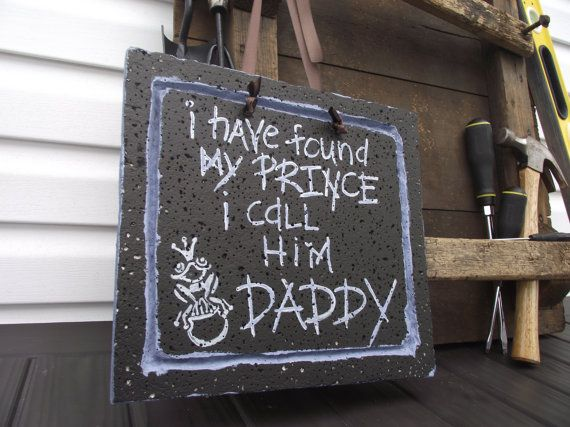 Gift for Daddy from Daughter   Christmas by BoardsBottlesnMore, $20.00