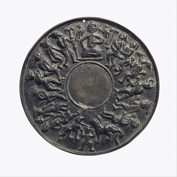 Mirror Date: 12th–13th century Geography: Northwestern Iran or Turkey Culture: Islamic