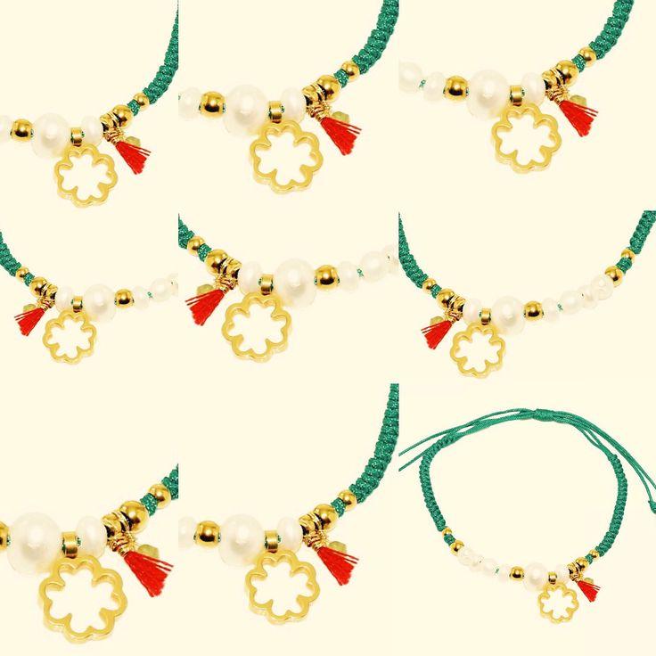 www.alvaroavila.com Visita nuestra página y encuentra tu tienda  ÁLVARO ÁVILA ®: http://www.alvaroavila.com/nuestra-estrategia/  #suerte #luck #pulseras #bracelets #colombia #puertorico #trebol #joyeria #clover #joyeriafrances #boutiqueohlala