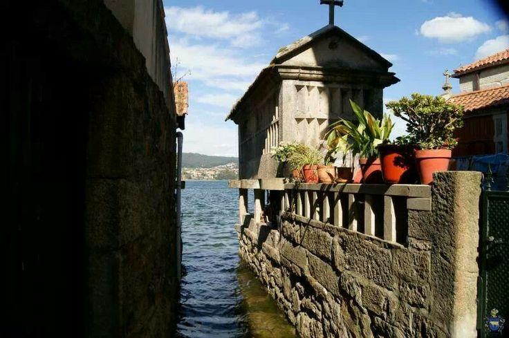 10 lugares imprescindibles en Galicia: combarro