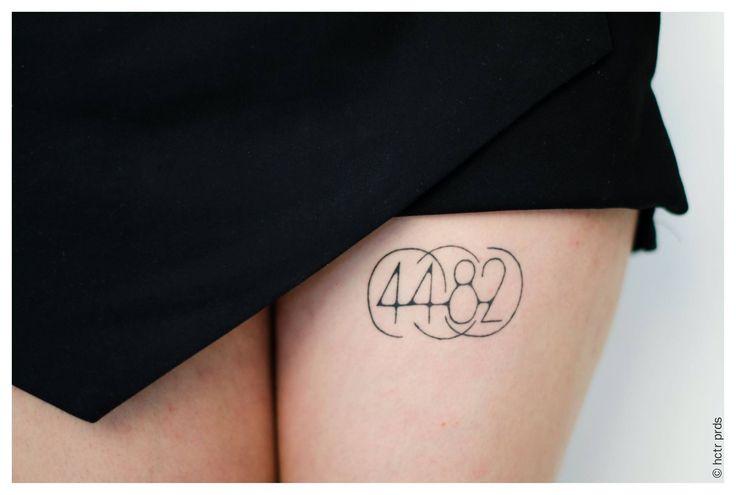 4482. Tattoo by Isa Loureiro