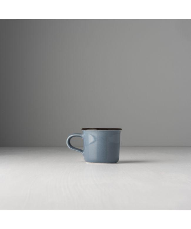 COLOURBLOCK MUG SMALL BLUE