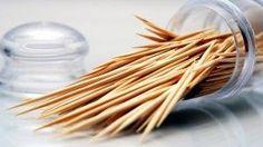 Make Your Own Cinnamon Toothpicks