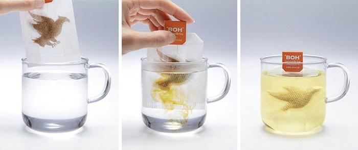 Különleges teafilter | Fotó: boredpanda.com