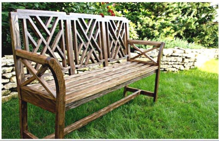 Elegance Victorian Garden Bench • WOO Design