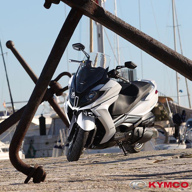 #mobilemind #DownTown #kymco crédits : T.Honnorat