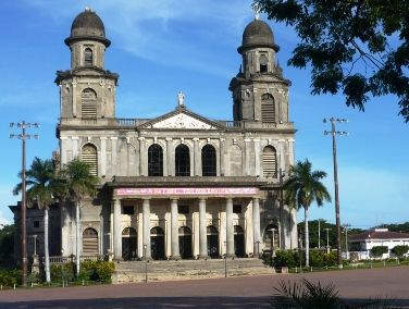 Vieja Catedral - Manágua - Nicarágua - Viagem com Sabor Foto 5