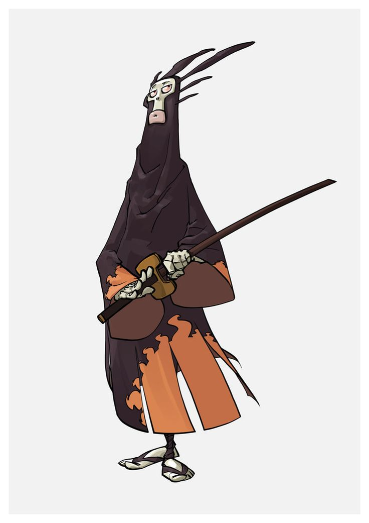 weird samurai? by ~Adrianfd on deviantART ✤ || CHARACTER DESIGN REFERENCES | キャラクターデザイン • Find more at https://www.facebook.com/CharacterDesignReferences if you're looking for: #lineart #art #character #design #illustration #expressions #best #animation #drawing #archive #library #reference #anatomy #traditional #sketch #development #artist #pose #settei #gestures #how #to #tutorial #comics #conceptart #modelsheet #cartoon || ✤