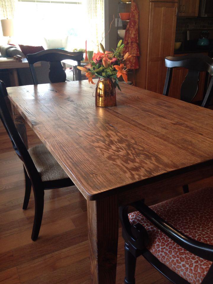 Custom Farm Tables Red DresserFarm TablesDining TableFarms