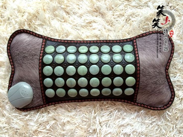 105.00$  Watch now - http://aizha.worlditems.win/all/product.php?id=32453053636 - Free Shipping! Natural Tourmaline Cushion Jade Heat Cushion Physical Therapy Health Care Pillow Jade Yoga Pad AC220 For Sale
