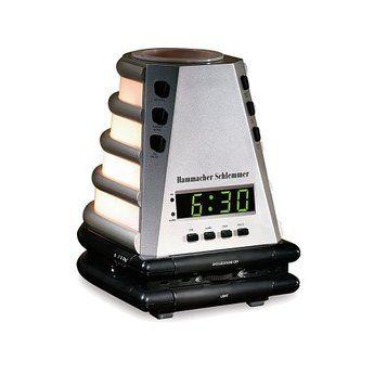 Peaceful Progression Aromatherapy And Nature Sounds Wake-Up Alarm Clock.
