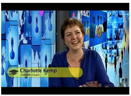 Business Day LinkedIn MasterClass by LinkedIn Coach, Charlotte Kemp