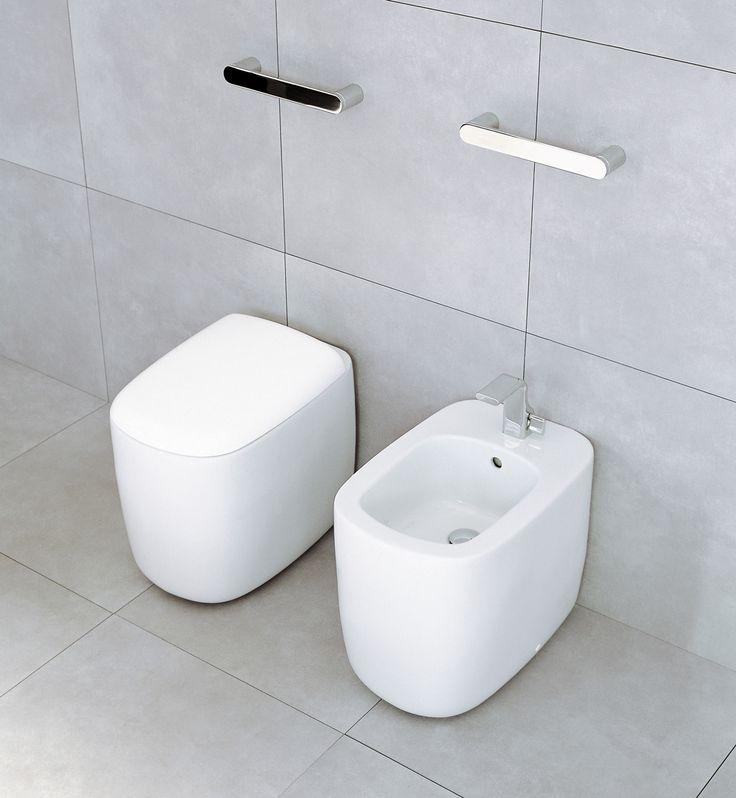Mejores 83 im genes de sanitarios en pinterest inodoro - Inodoro y lavabo en uno ...