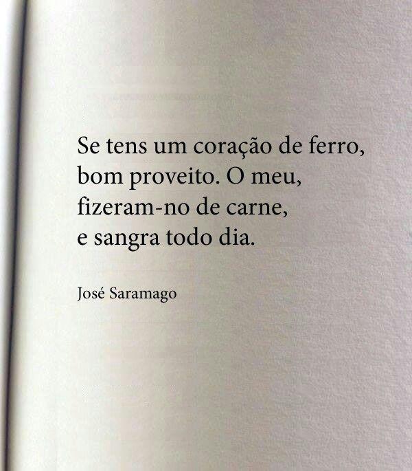 Jose Saramago.