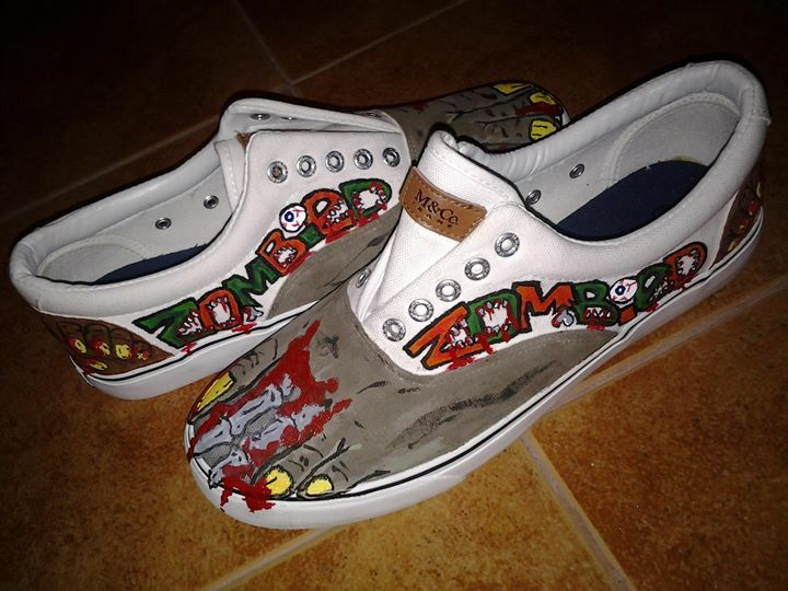 Zombiefied Sneaks
