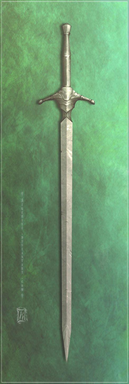 Jollwin's Blade by Aikurisu.deviantart.com on @deviantART