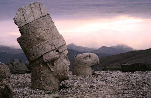 Mount Nemrut, Eastern Turkey