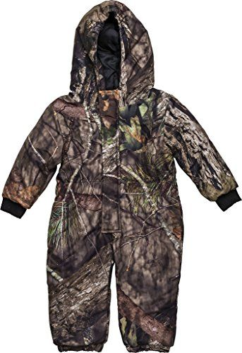 0c1b06b59 TrailCrest Mossy Oak Camo Infant - Toddler Baby Boy Insulated ...