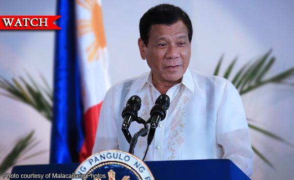 Kayang tapusin ang Maute group sa loob ng 24 oras - President Rodrigo Duterte