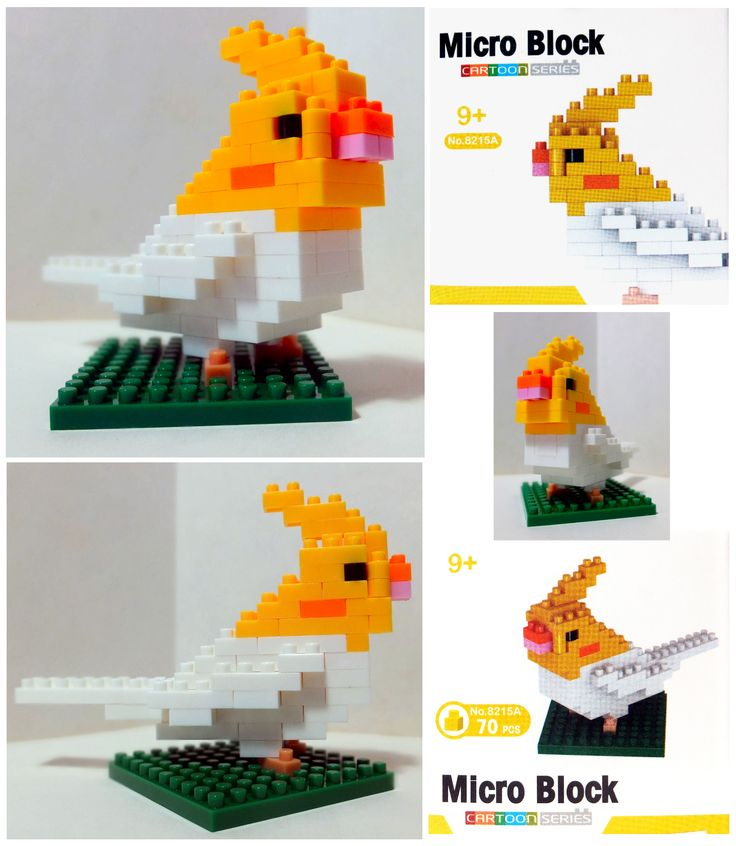 BOYU - Micro Block Cartoon Series - 8215A (70pcs)