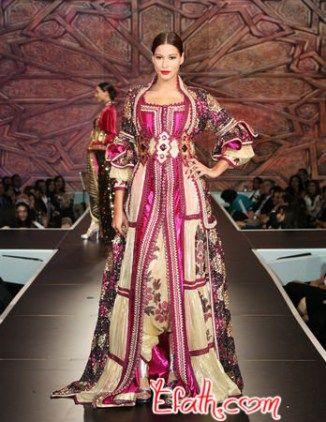 Muslim Wedding Dress Kaftan Marocain   Efath - All LifeHacks and Ideas