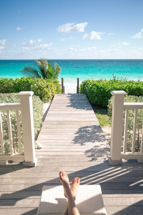 Coral Sands Hotel- Harbor Island in the Bahamas.  Perfect destination wedding spot.