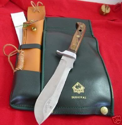 puma knives america