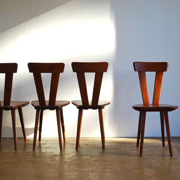 Ład Post War Dining Chairs