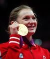 Rosannagh Maclennan captures Canada's first Olympic gold in Trampoline