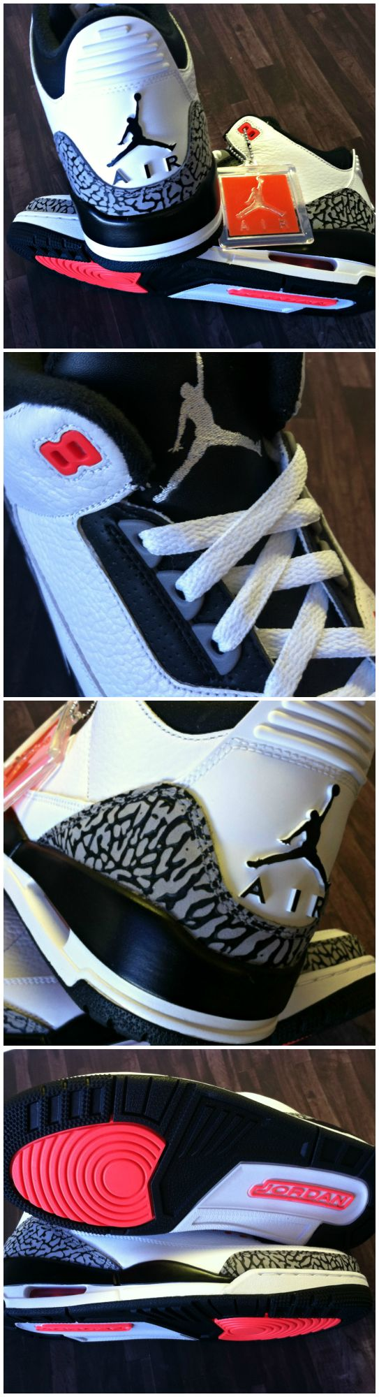 """Pin now, cop Saturday. Get the details on the Jordan Retro 3 """"Infrared 23"""" before it drops."""