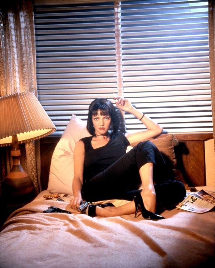 Uma Thurman - Pulp Fiction (1994)