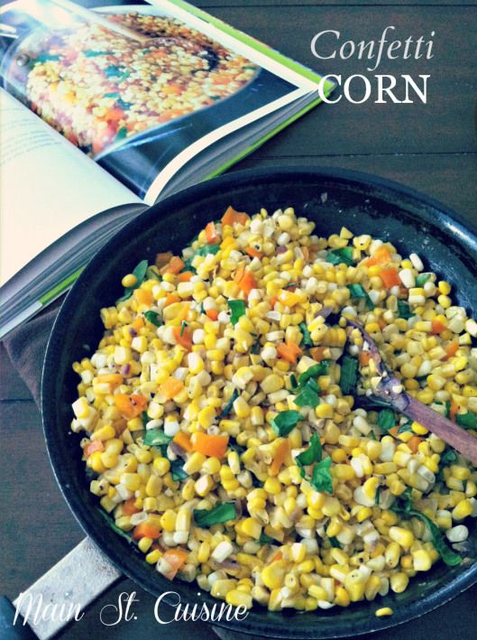 Confetti Corn Ina Garten The O 39 Jays And Summer