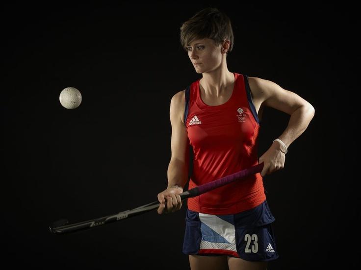 Sally Walton, Bronze medalist London 2012, Team UK #TKHockey #fieldhockey #sport
