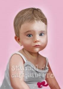 Caricaturi si portrete creative realizate de Mircea