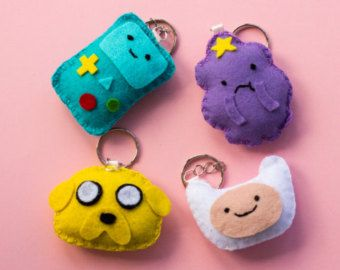 Adventure Time Crafts | kateskraftstore @ Etsy