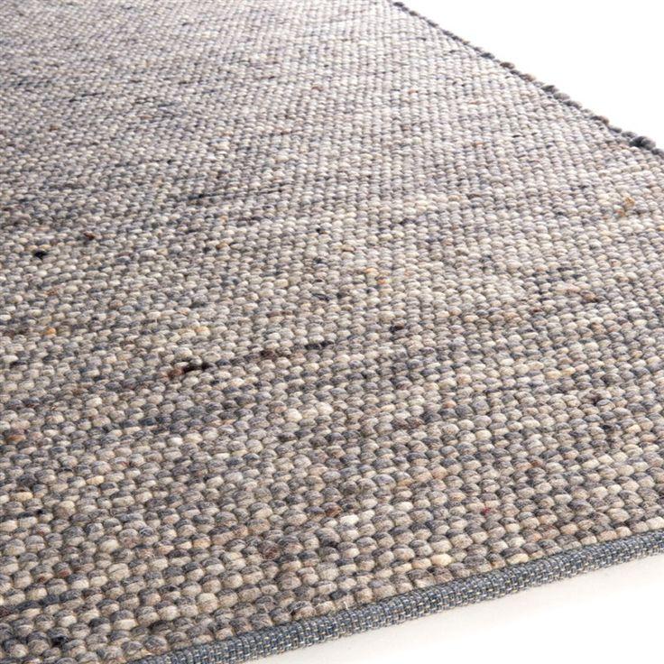 Brinker Carpets Clif 808 Grijs, Taupe