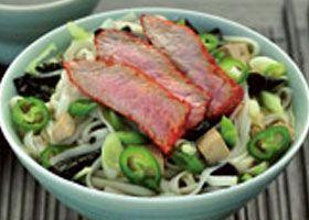 Recept voor Miso ramen japanse noedelsoep met miso | Solo Open Kitchen